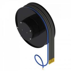 A4/E – 2 tuyaux doubles jumelés + Câble électrique multi-coeurs