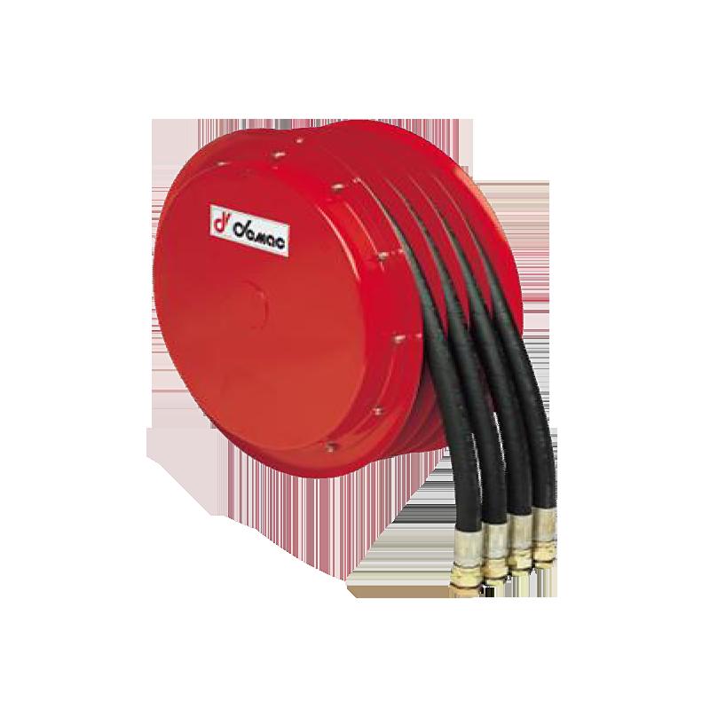 Demac A4.19 pour 4 tuyaux simples avec diamètre supérieurs et meilleur indice de flottabilité