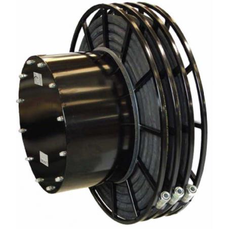Type A3.25 - 3 tuyaux (grande longueur - diamètre supérieur)