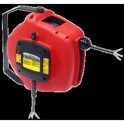 Demac 700 enrouleur de câble électrique caisson plastique