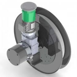 Demac enrouleurs de câble motorisés image 3D