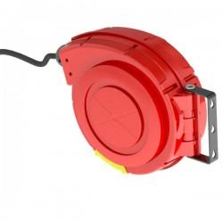Demac 700 enrouleur pour 1 câble électrique caisson plastique