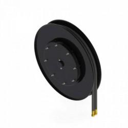 Demac AG.19 pour 2 tuyaux jumelés avec diamètre supérieurs et meilleur indice de flottabilité