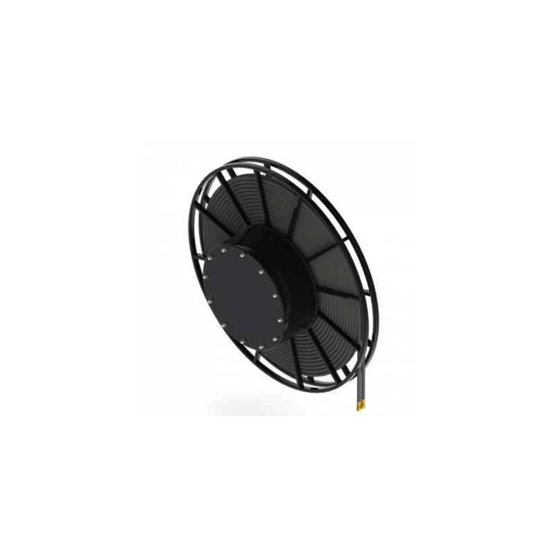 Demac AG25 enrouleur de tuyaux de grande longueur et de diamètre supérieur