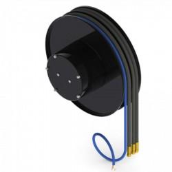 Demac A3/E enrouleur de tuyaux et câble – 3 Durits + Câble vue 3D