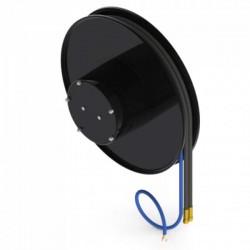 Demac AG/E enrouleur pour tuyaux et câble - 2 tuyaux et 1 câble vue 3D