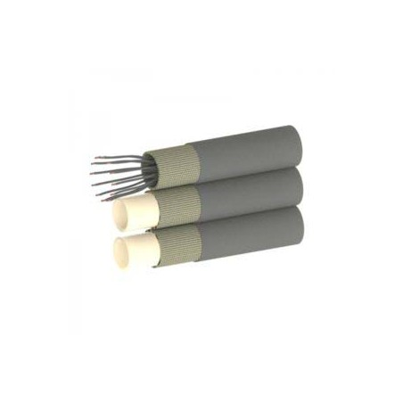Série TU3/E IN - Tuyaux Triplés avec Câble électrique