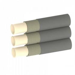 Demac TU3 tuyaux pour enrouleurs 3 tuyaux triplés vue 3D