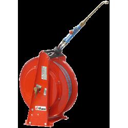 Demac GAS enrouleur pour gaz de soudure (oxygène/acétylène)